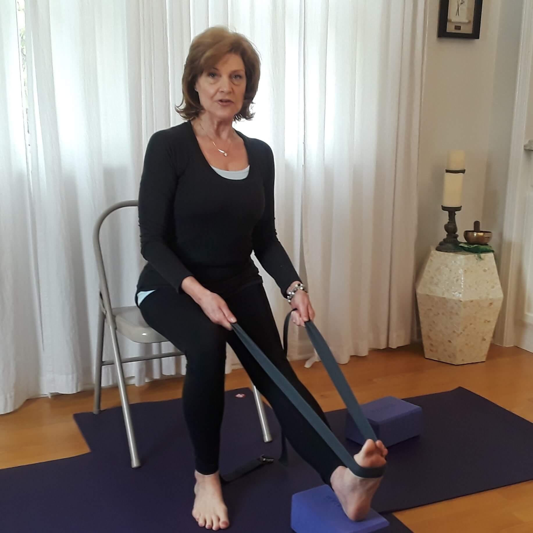Chair Yoga - Mindful Movements